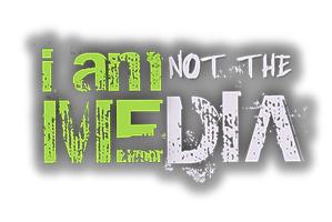 I am not the MEdia logo